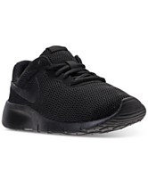 b637bc815c93 Nike Little Boys  Tanjun Casual Sneakers from Finish Line