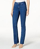 e4b8f09a5792 Charter Club Lexington Straight-Leg Jeans, Created for Macy s