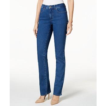 Charter Club Lexington Straight-Leg Jeans