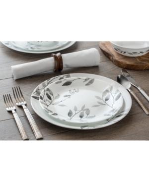 Corelle Boutique Misty Leaves 12Piece Dinnerware Set