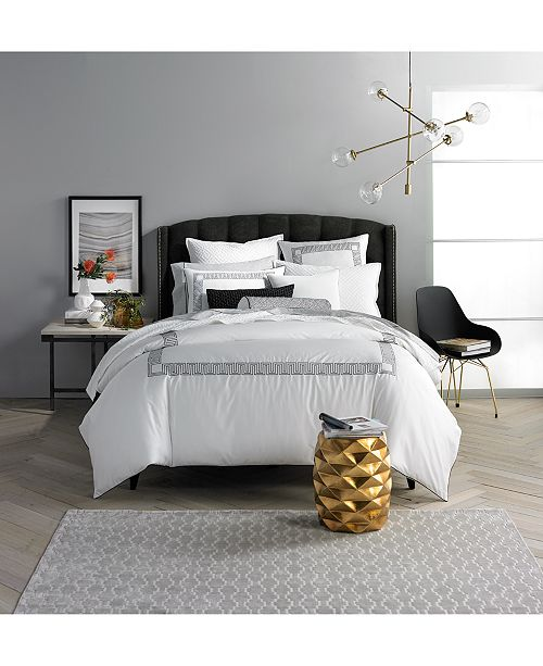 05d8b27890 Hotel Collection Greek Key Bedding Collection