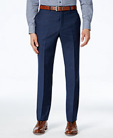 Tommy Hilfiger Sharkskin Modern-Fit Pants