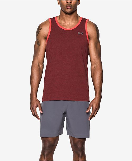 a179168c1efd5 Under Armour Men s Threadborne Tank Top  Under Armour Men s Threadborne Tank  ...
