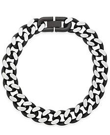 Men's Stainless Steel Large Link Bracelet