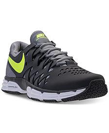 Nike Men's Lunar Fingertrap TR Wide 4E Training Sneakers from Finish Line