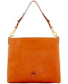 Dooney & Bourke Leather Courtney Sac Hobo