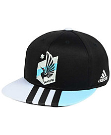 adidas Kids' Minnesota United FC Authentic Snap Cap