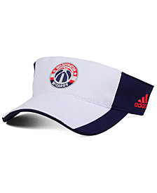 adidas Washington Wizards Train Me Visor