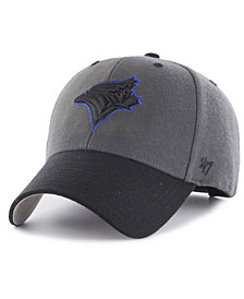'47 Brand Toronto Blue Jays 2Tone Charcoal/Black Pop MVP Cap
