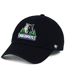 '47 Brand Minnesota Timberwolves Primary Franchise Cap