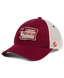 Zephyr Washington State Cougars Roadtrip Patch Mesh Cap