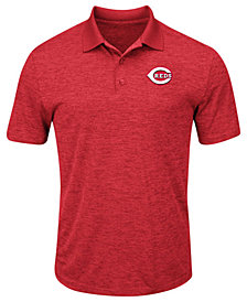 Profile Men's Big & Tall Cincinnati Reds First Hit Polo