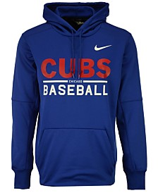 Nike Men's Chicago Cubs Therma Hoodie
