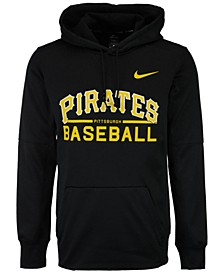 Men's Pittsburgh Pirates Therma Hoodie