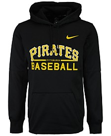 Nike Men's Pittsburgh Pirates Therma Hoodie