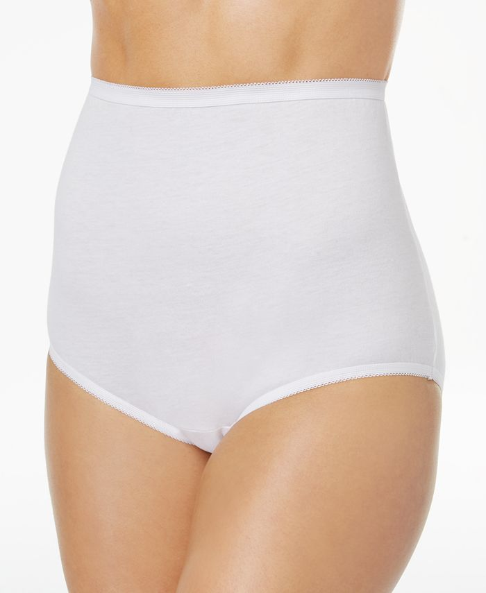 Vanity Fair - Plus Sizes Perfectly Yours Cotton Classic Tailored 15318