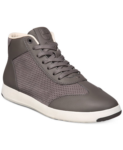 Cole Haan Women's Grand Pro High-Top Sneakers