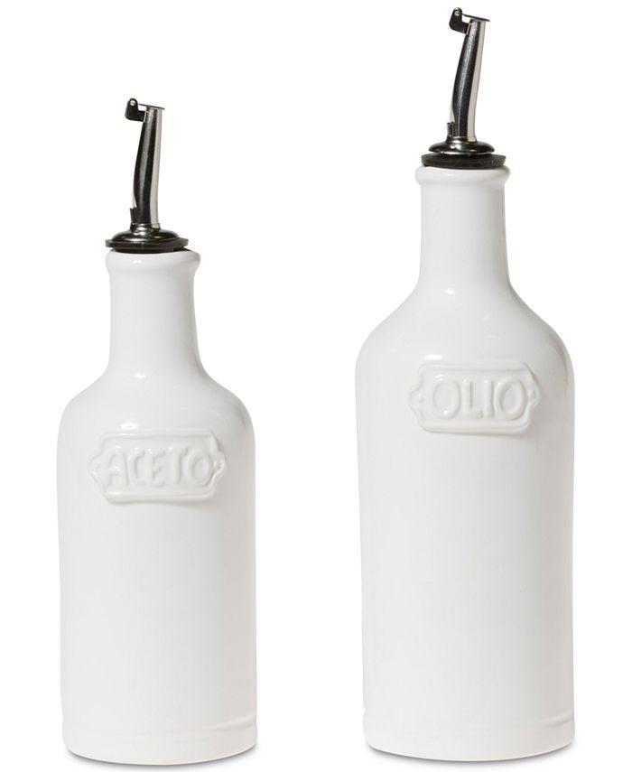 VIETRI - Fresh Collection Oil & Vinegar Set