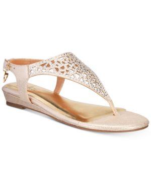 Thalia Sodi Ilyssa Wedge Sandals, Created for Macy