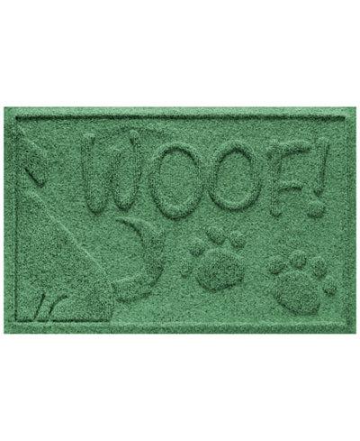 Bungalow Flooring Water Guard Wag the Dog 2' x 3' Doormat