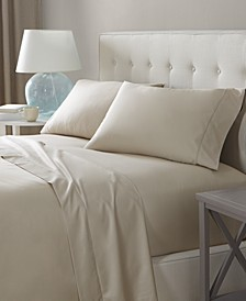 Solid Open Stock Sheets, 550 Thread Count 100% Supima Cotton, Created for Macy's