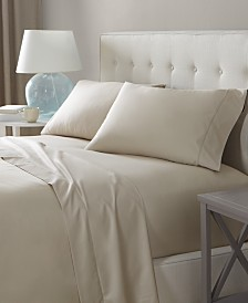 Charter Club Damask Solid Open Stock, 550 Thread Count 100% Supima Cotton, Created for Macy's