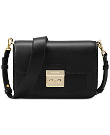 MICHAEL Michael Kors Sloan Editor Leather Shoulder Bag
