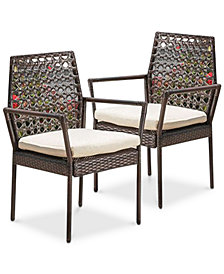 Millien Dining Chair (Set Of 2), Quick Ship