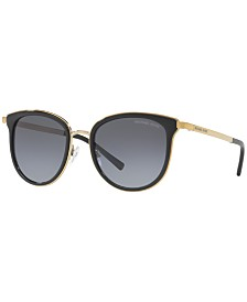 Michael Kors Polarized Sunglasses , MK1010 54 Adrianna I