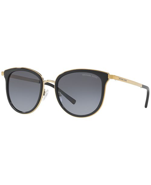 5552a3944e09 Michael Kors Polarized Sunglasses , MK1010 54 Adrianna I & Reviews ...