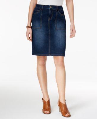 Denim Skirts For Women: Shop Denim Skirts For Women - Macy's