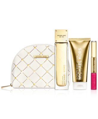 Michael Kors Perfume Gift Sets - Macy's