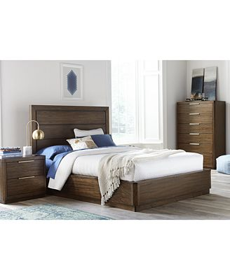 CLOSEOUT! Bromley Platform Bedroom Furniture Collection, Created for Macy's