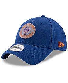 New Era New York Mets Varsity 9TWENTY Strapback Cap