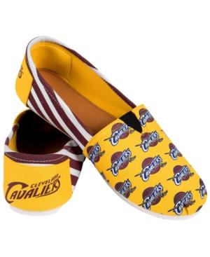 Cleveland Cavaliers Canvas Logo Shoe