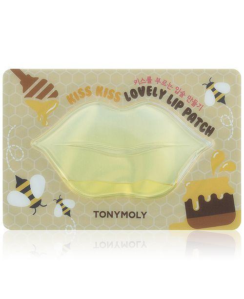 TONYMOLY Kiss Kiss Lovely Lip Patch - Honey