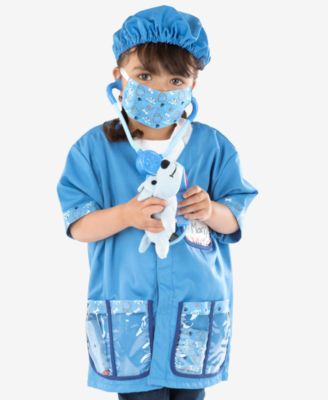 main image; main image ...  sc 1 st  Macyu0027s & Melissa and Doug Kids Toys Veterinarian Costume Set - All Toys ...