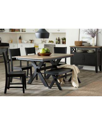 Furniture CLOSEOUT! Archer Dining Furniture Collection, Created For Macyu0027s    Furniture   Macyu0027s