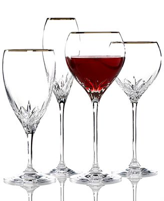 Wedgwood Stemware, Knightsbridge Platinum Collection