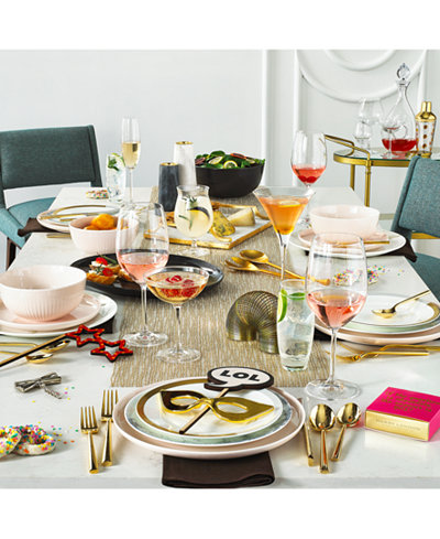 SHOP THE LOOK: Bridal Cocktail Party/Night Out Tablescape & Accessories