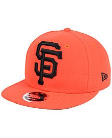 New Era San Francisco Giants Logo Grand 9FIFTY Snapback Cap