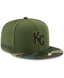 New Era Kansas City Royals Memorial Day 59FIFTY Cap