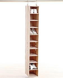 Shoe Rack, 10 Pair ClosetMAX Closet Shelf Organizer