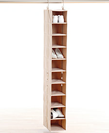 Neatfreak Shoe Rack, 10 Pair ClosetMAX Closet Shelf Organizer