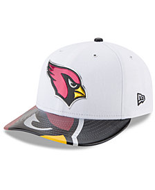 New Era Arizona Cardinals Low Profile 2017 Draft 59FIFTY Cap