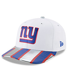 New Era New York Giants Low Profile 2017 Draft 59FIFTY Cap