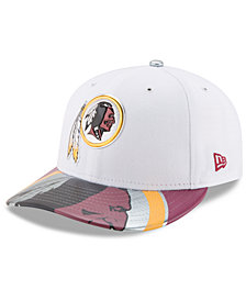 New Era Washington Redskins Low Profile 2017 Draft 59FIFTY Cap