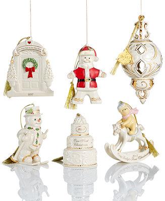 lenox christmas ornaments australia