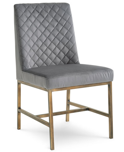 Cambridge Dining Side Chair (Gray)