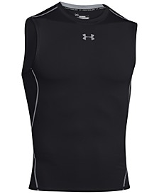 Men's UA HeatGear® Armour Sleeveless Compression Tank